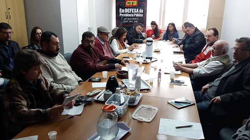 Além das centrais, estão compondo a articulação movimentos sociais e estudantil, e pastorais da CNBB