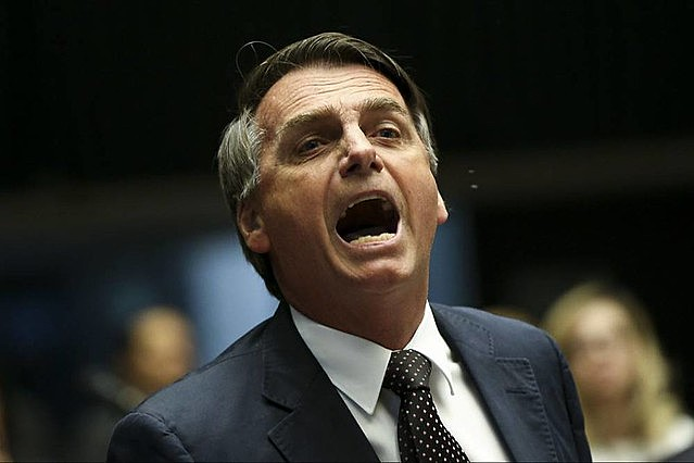 Jair Bolsonaro initially said he would attend the rallies on Sunday, but changed his mind later