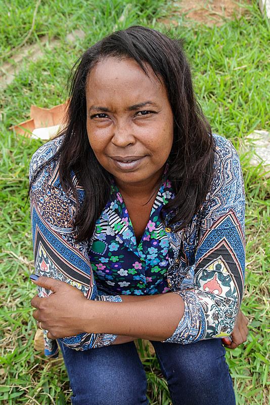 Maria Cristina viu sua casa ser alagada em 2006 e, em 2015, viu o Rio Doce ser devastado pela lama