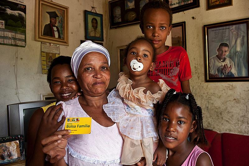 Hoje o benefício chega a 13,9 milhões de famílias, atingindo quase um quarto da população brasileira