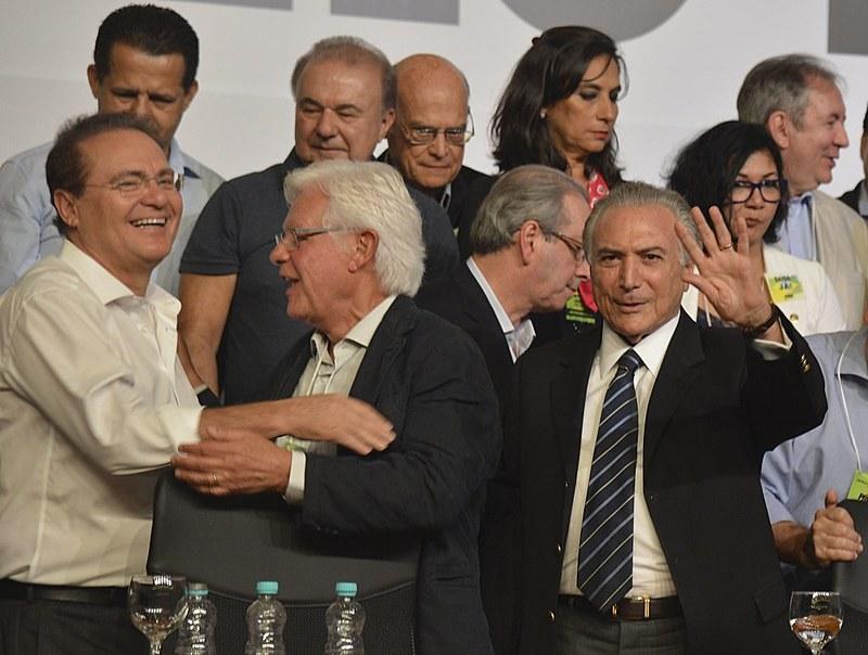 Convenção nacional do PMDB de 2016