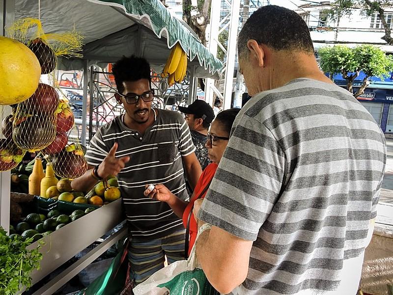 Além dos alimentos naturais e livres de veneno, a feira terá espaços para plenárias, shows e culinária típica da Bahia