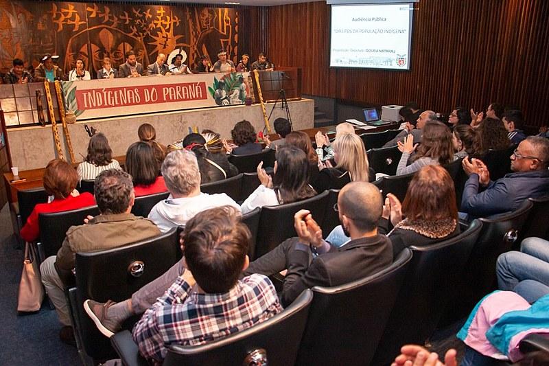 A audiência foi proposta pelo deputadoestadual GouraNataraj(PDT)
