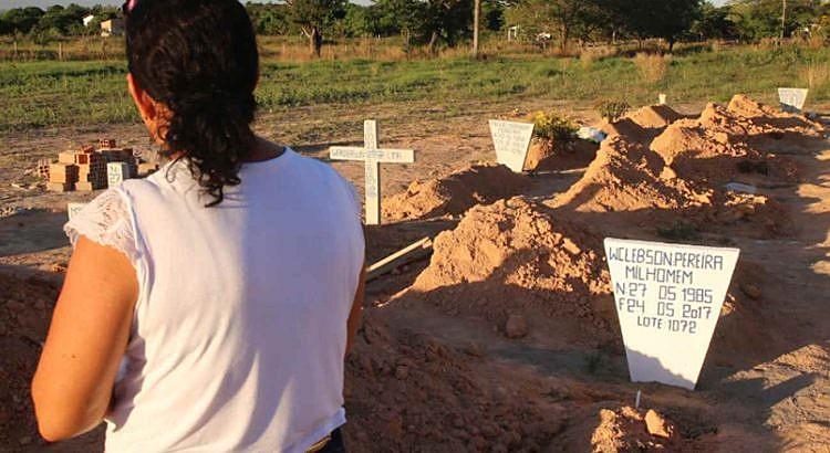 A operação para cumpimento de mandato de prisão realizada pelo policias resultou na morte de 10 trabalhadores rurais em Pau D'Arco, no Pará