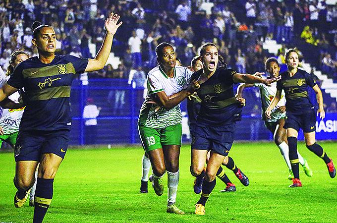 Os dois finalistas do Brasileirão feminino, Corinthians e Rio Preto, não contam nem com elenco profissional
