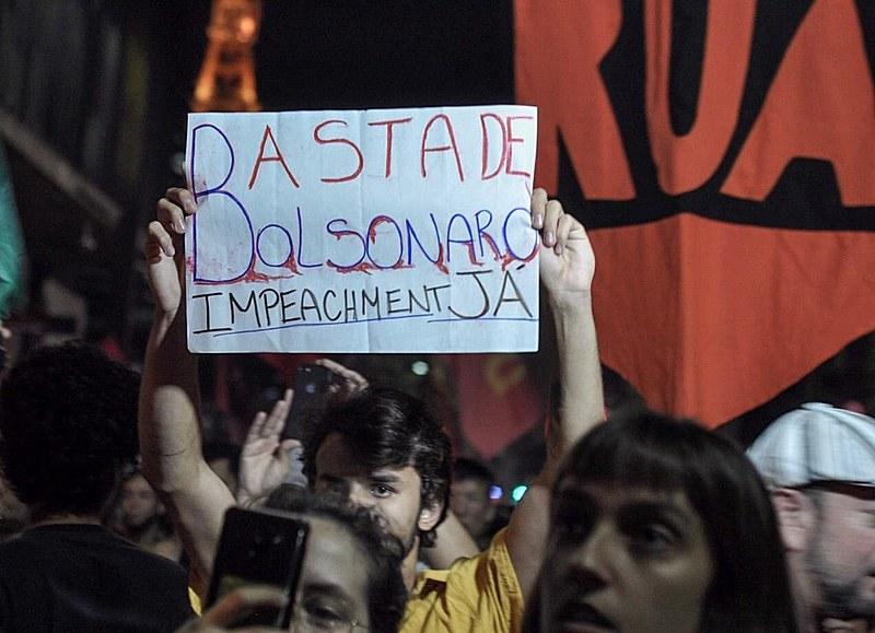 Ato na Avenida Paulista, no dia 31, foi convocado após o nome de Bolsonaro ser citado na investigação que apura o assassinato de Marielle
