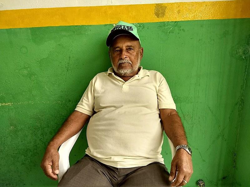 Gilberto Ferreira, primo de primeiro grau de Lula pelo lado materno, ainda lembra as dificuldades vividas na infância do ex-presidente