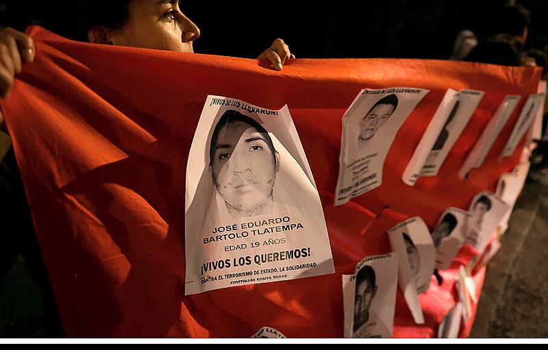 O mecanismo de investigação da CIDH para o caso pediu que as autoridades mexicanas mudem a narrativa das investigações