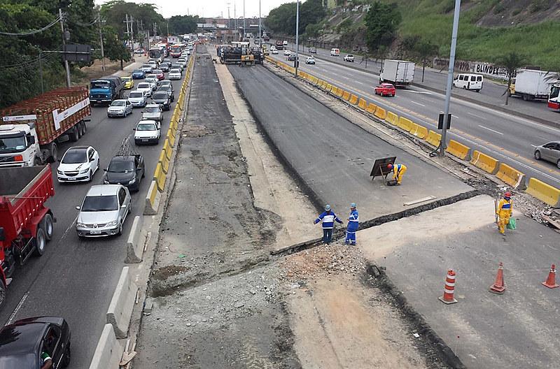 Obras do BRT deveriam ter sido concluídas na época dos Jogos Olímpicos de 2016
