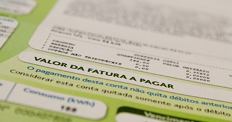 Desde dezembro, a bandeira tarifária estava verde, sem custo extra para os consumidores