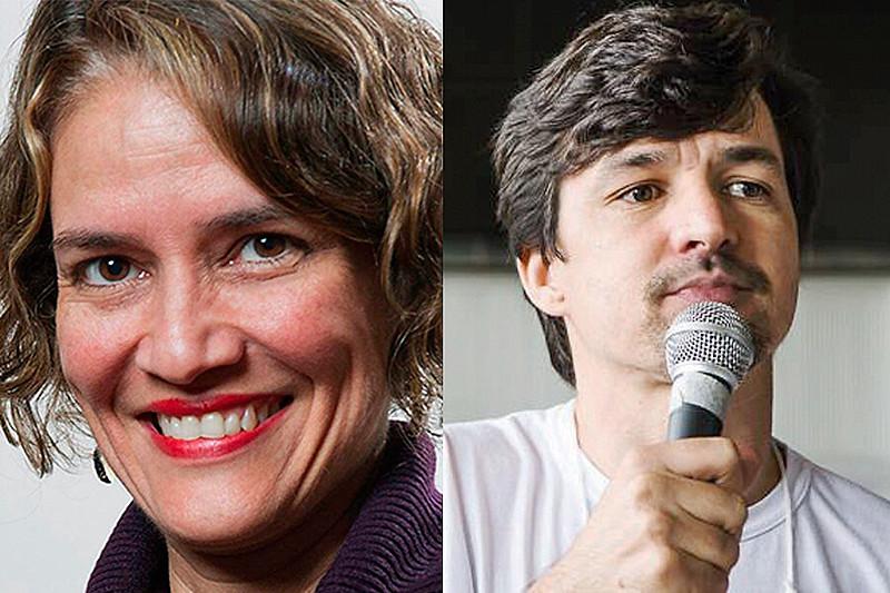 Eliara Santana e Frederico Rick foram os entrevistados da semana