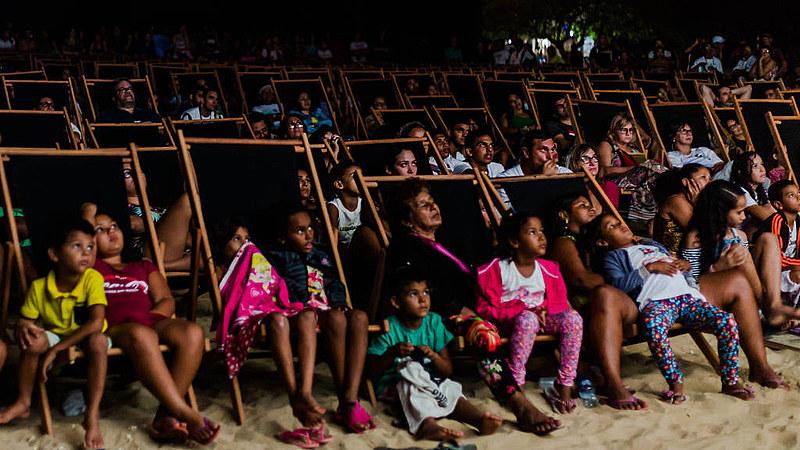 Sexta edição da Mostra de Cinema de Gostoso ocorre no município de São Miguel de Gostoso