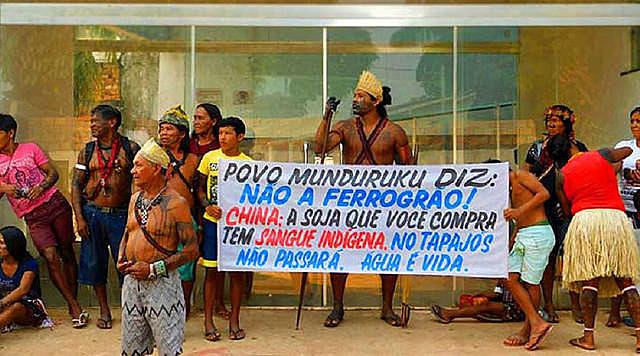 Avanzan los proyectos para transformar la región de Tapajós, en Pará (norte de Brasil), en un gran corredor logístico para exportar granos