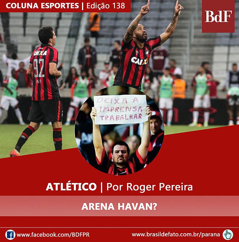 Róger é colunista esportivo do Brasil de Fato PR.