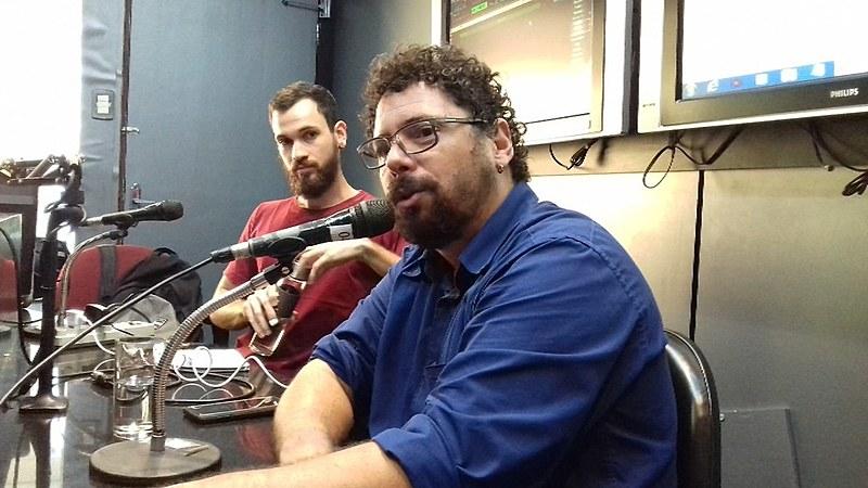 Ivan Moraes é vereador da cidade do Recife pelo PSOL