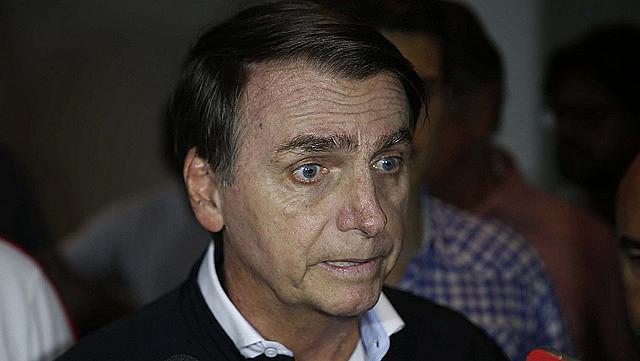 Ultraderechista que lidera las elecciones en Brasil es conocido por sus declaraciones que promueven la discriminación y el odio