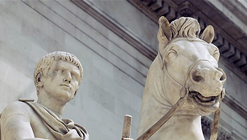 Incitatus: o cavalo que foi senador de Roma