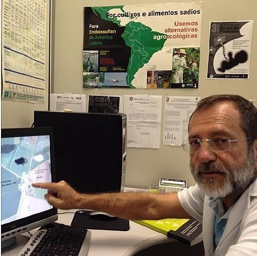 Conforme pesquisa da Universidade Federal de Mato Grosso, os agrotóxicos que poluem rios do Xingu também atingem o Paraguai e Argentina