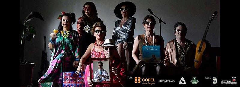 Peça chega a Curitiba para temporada de quatro apresentações entre os dias 10 e 13 de outubro,no Teatro José Maria Santos