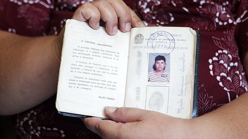 Moradora de Itaquera, Zona Leste de São Paulo, Marta iniciou a vida laboral com 15 anos em uma oficina de costura
