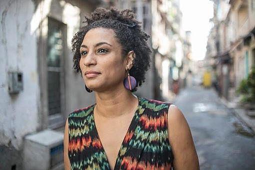 Marielle Franco, quinta vereadora mais votado no Rio de Janeiro nas eleições 2016, foi executada em 14 de março