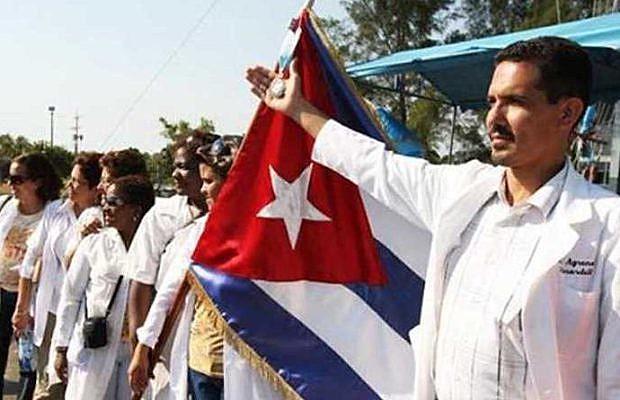 Segundo Ministro da Saúde Pública de Cuba, mais de 34 mil médicos atuaram em 66 países em 2018