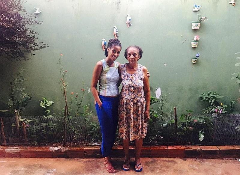 A mãe de Luana, Eurípides Barbosa, relata o racismo sofrido pela família ao longo das gerações