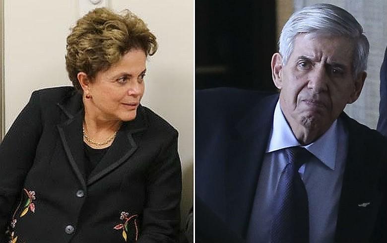 A ineficiência do serviço de inteligência brasileiro foi criticada pela ex-presidenta em sua publicação