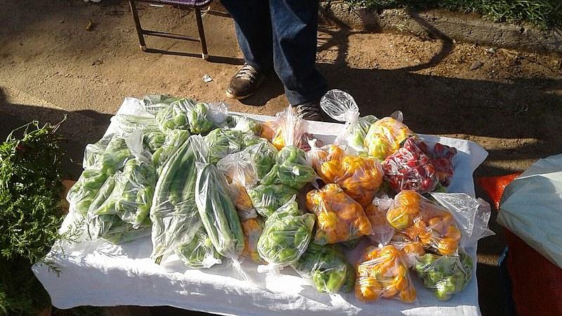 Primeira feira dos produtores rurais acampados de Canaã dos Carajás