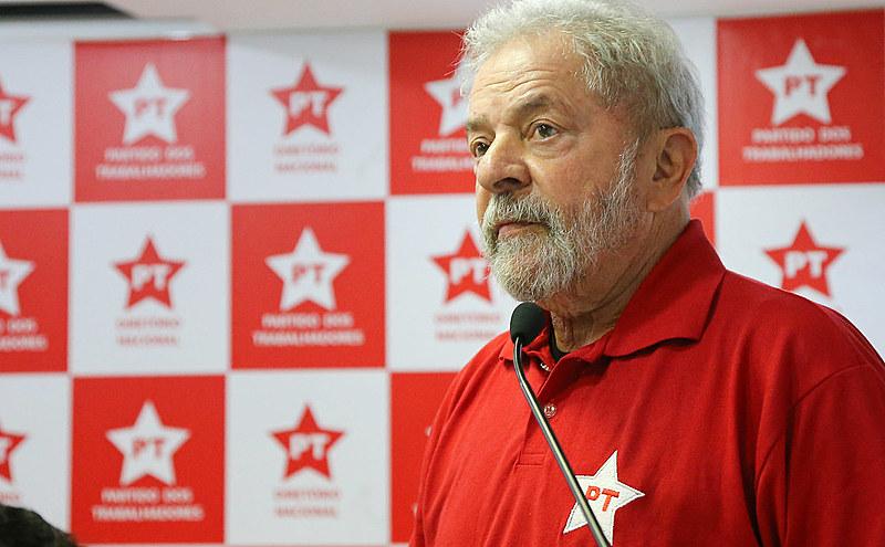 Lula fará pronunciamento sobre o caso às 13h desta quinta-feira (15), no Hotel Jaraguá, no centro da capital paulista