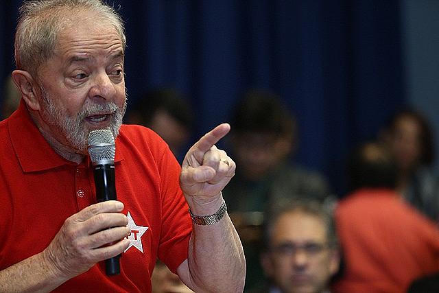 Lula recebeu a solidariedade de autoridades e políticos da América Latina