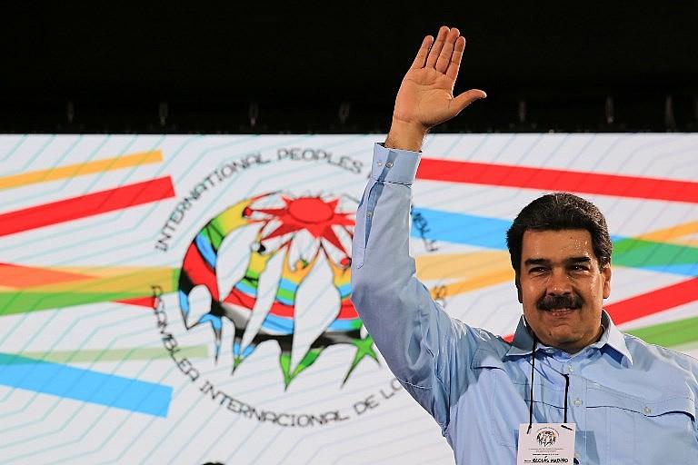 Iniciativa da oposição para dividir bases de apoio de Nicolás Maduro (acima) não surtiram efeito