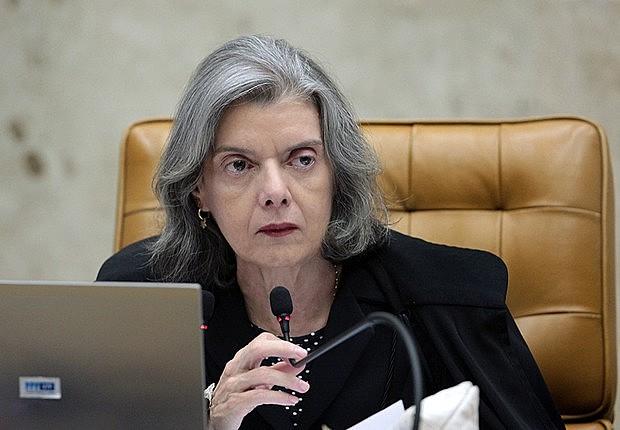 Ministra Cármen Lúcia é ex-presidente do STF