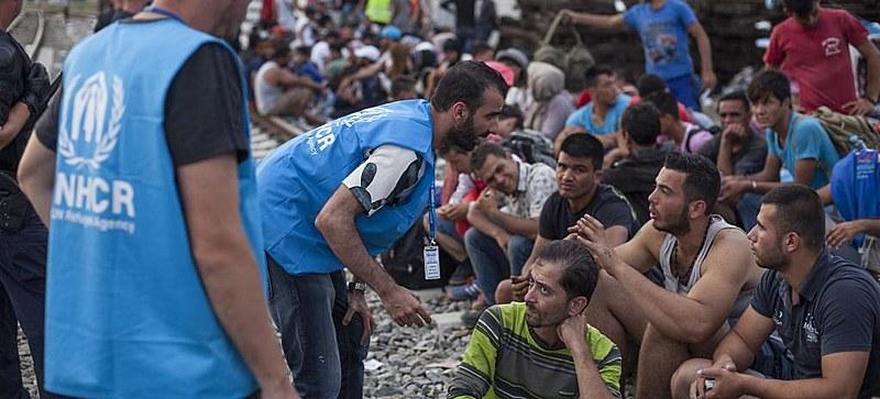 O número total de refugiados no país aumentou 12% em 2016, segundo o governo federal