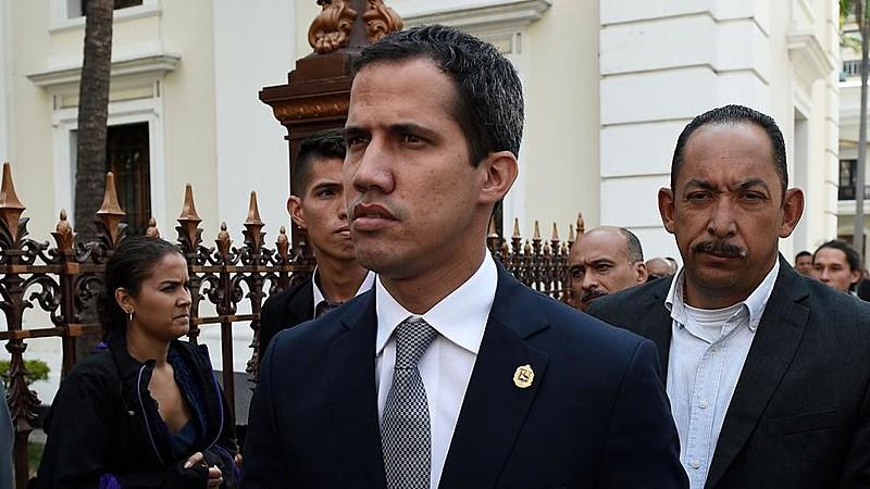 Guaidó viaja por vários países em busca de apoio político e econômico para oposição a Maduro