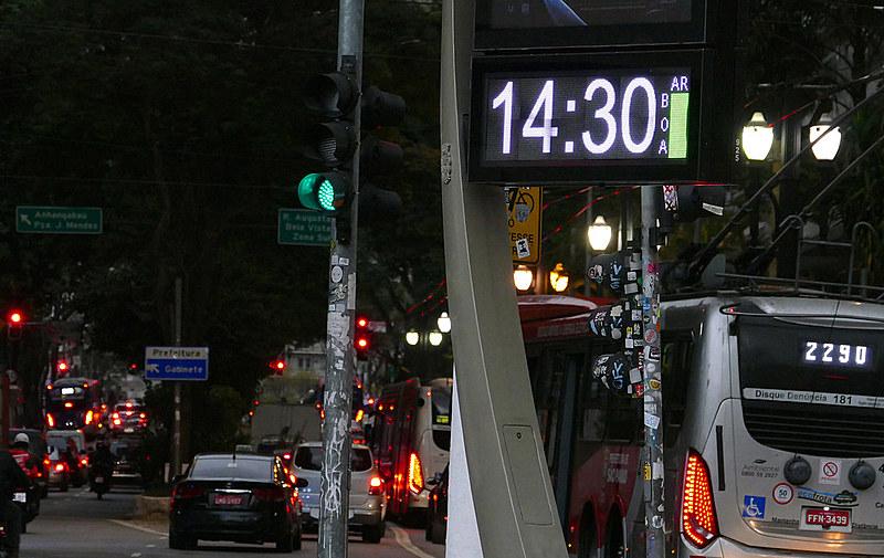 O negrume que se abateu sobre a avenida Paulista tornou-se a metáfora perfeita do governo Bolsonaro