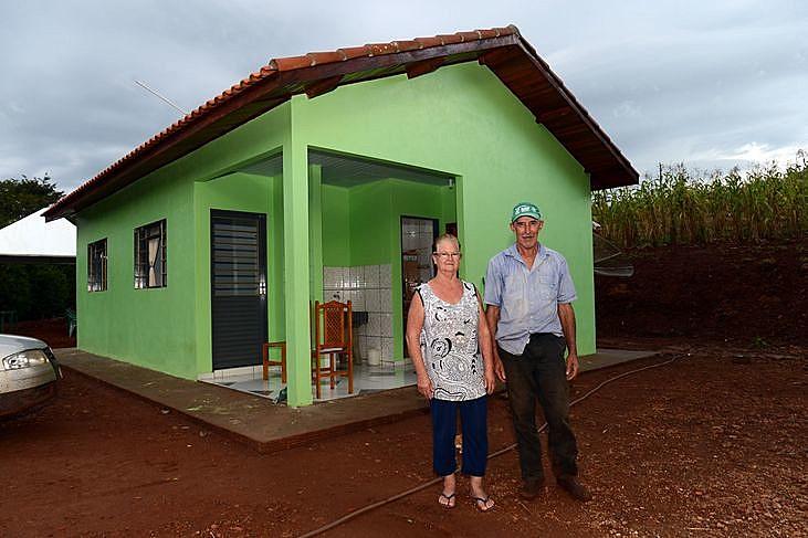 Déficit habitacional rural é estimado em 1,2 milhão de unidades