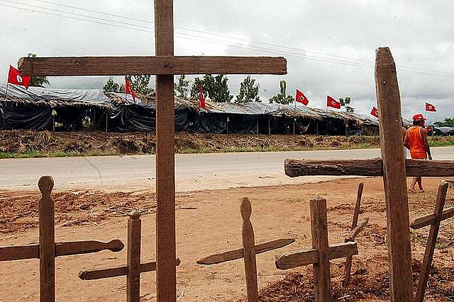"""""""Essa defesa cega da propriedade privada feita pelo governo Bolsonaro nos coloca em uma situação anterior à lei de terras de 1850"""", diz MST"""