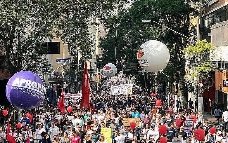 Capital paulista tem cerca de 100 mil servidores em saúde, educação, cultura, esportes, serviços, entre outros