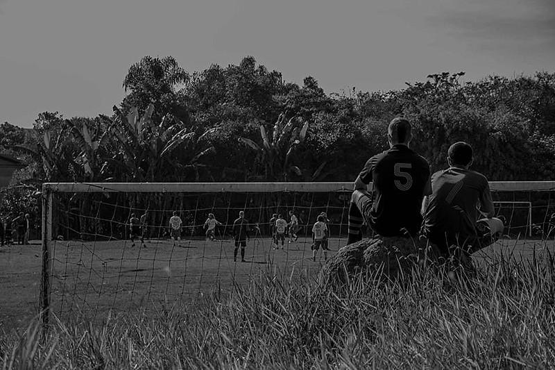 """""""Futebol é a única religião que não tem ateus"""""""