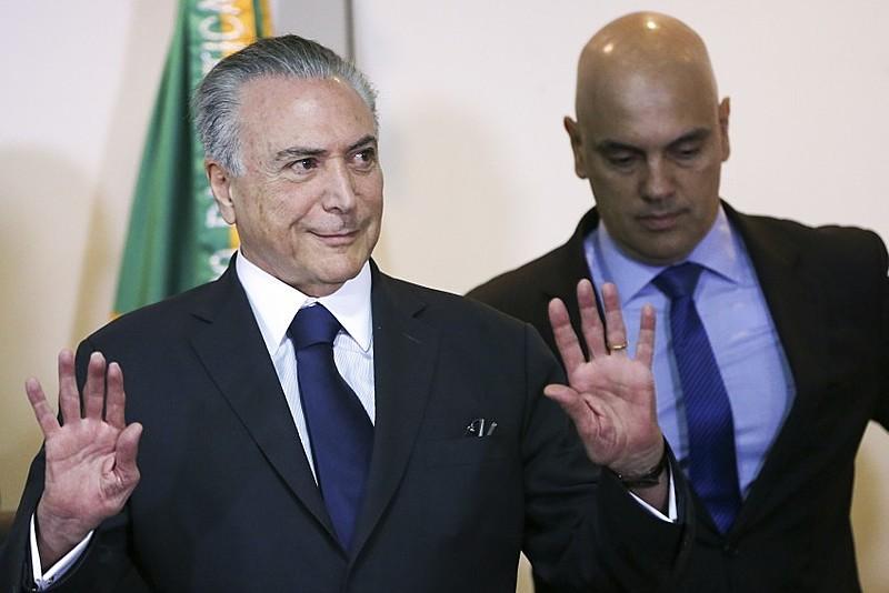 Suspensão foi ordenada pelo novo ministro da Justiça, Alexandre de Moraes