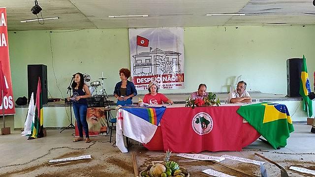 Jonas apresentou os impactos do capitalismo no semiárido brasileiro