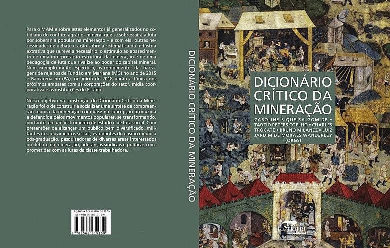 O dicionário foi organizado pelo MAM, num esforço coletivo que durou quase três anos