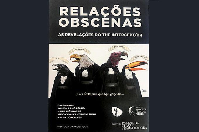 Atividade será no Chalé da Praça XV e terá debate com autores e organizadores