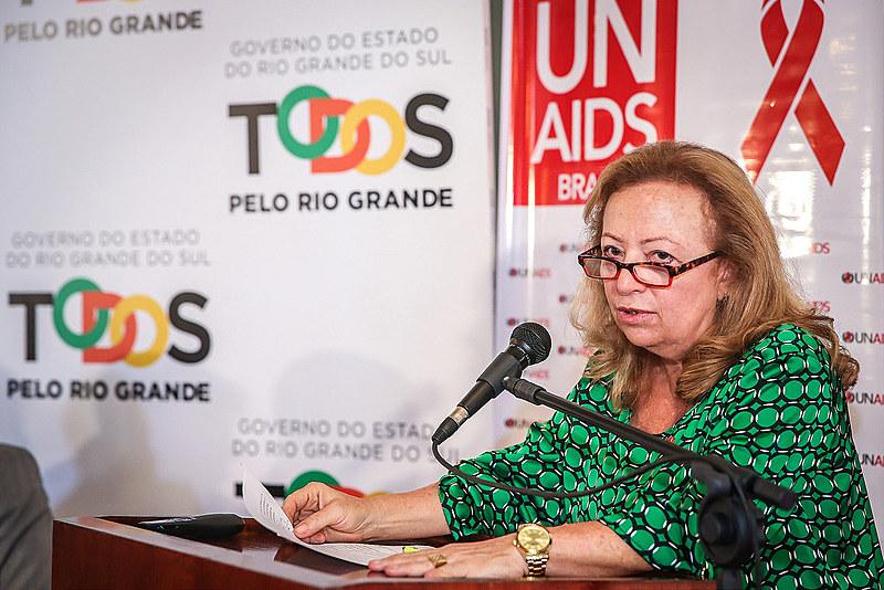 Adele Benzaken dirigia o Departamento de Vigilância, Prevenção e Controle de ISTs, responsável por tratamento do HIV/Aids