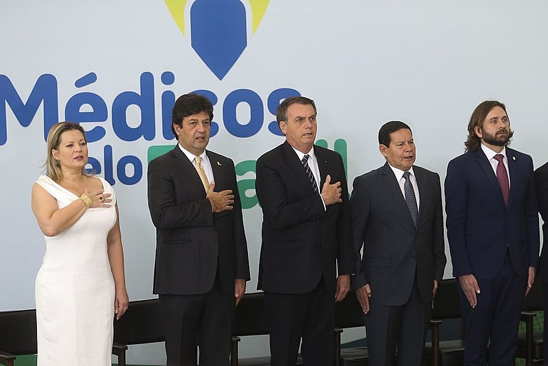 """O """"Médicos pelo Brasil"""" foi lançado por meio de Medida Provisória (MP).Para virar lei, o texto precisaser aprovado pelo Congresso Nacional"""