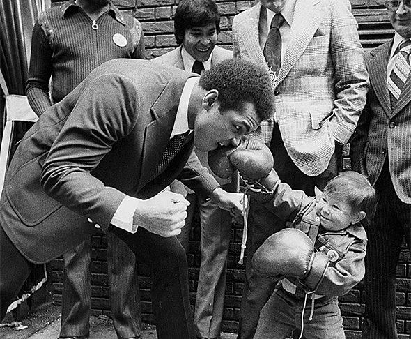 Muhammad Ali é a mobilização da África contra a alienação de George Foreman