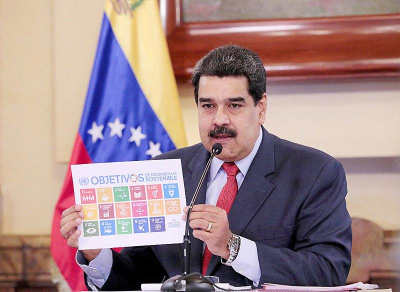 Intitulado Plan de la Patria, projeto vai de 2019 a 2025
