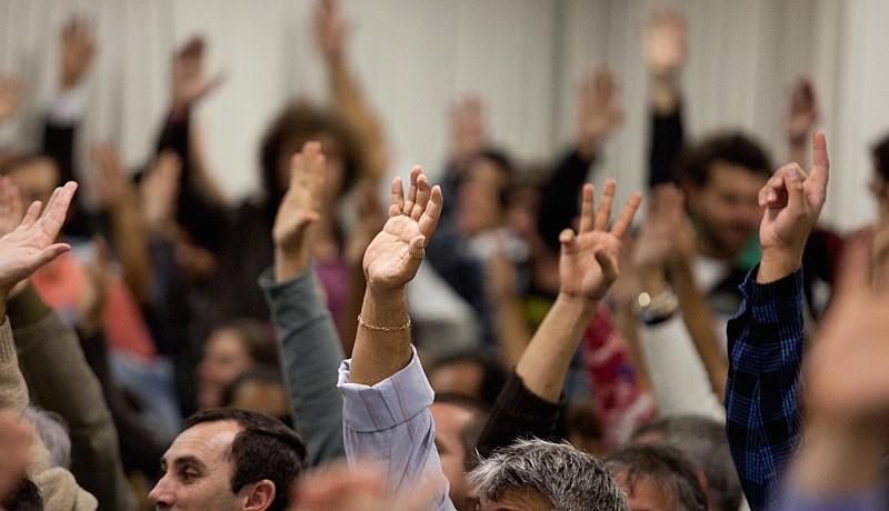 Democracia participativa: a vez e a voz de cada cidadão e cidadã