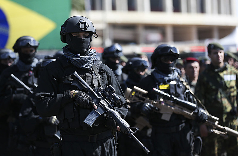 Governo Temer publicou decreto que regulamenta atuação das Forças Armadas em presídios no último dia 18/1